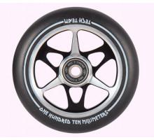 Колесо для трюкового самоката EXCALIBUR Black 110мм