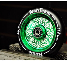 Колесо TECH TEAM для X-Treme самоката FLAT SOLID 110 MM NOLLIE 2019