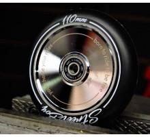 Колесо TECH TEAM для X-Treme самоката Hollow Street Boy 110 (серебро)