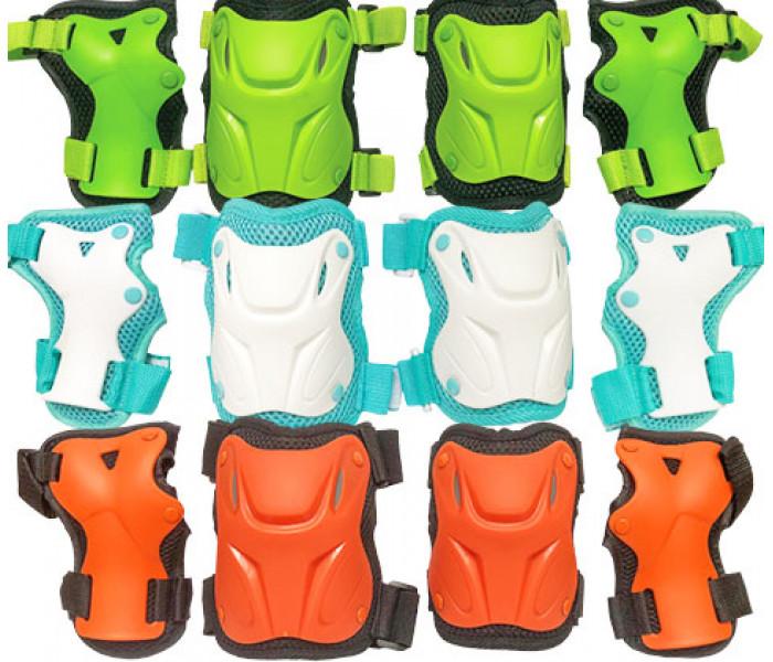 Защита детская для катания TT SAFETY LINE 800 2019 (колени, локти, запястья)
