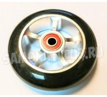 Колесо Ateox 100мм для трюкового самоката с подшипником  (металл)