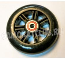 Колесо Ateox 100мм для трюкового самоката с подшипником  (пластик)