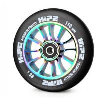 Колесо HIPE H01 110мм Neo-Chrome для трюкового самоката с подшипником