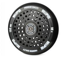 Колесо HIPE H20 Hollow 100мм black для трюкового самоката с подшипником