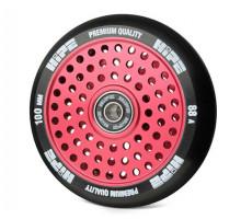 Колесо HIPE H20 Hollow 100мм Red для трюкового самоката с подшипником