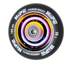 Колесо HIPE Solid 100мм Neo-Chrome для трюкового самоката с подшипником