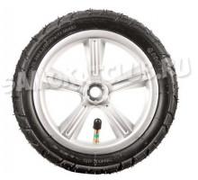 Надувное колесо Novatrack 200мм с подшиником для самоката