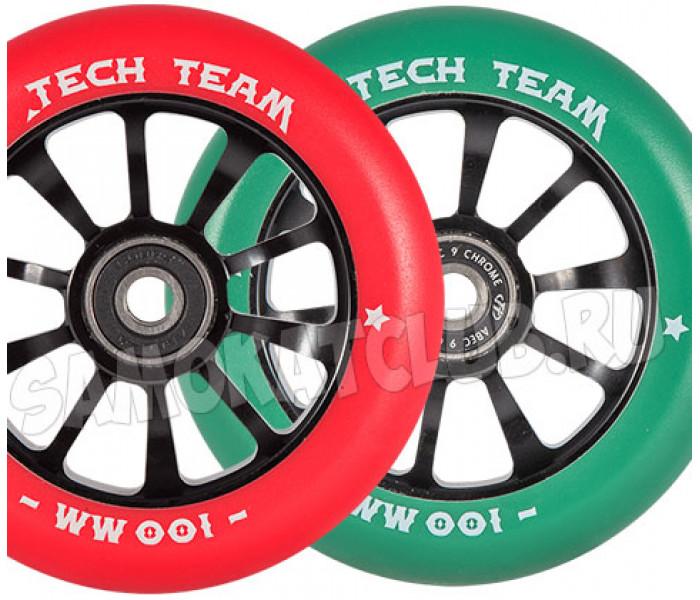 Колесо 100 мм Tech Team Winner для трюкового самоката