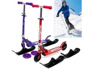 Самокаты на лыжах 2019г! Трюковые и универсальные 2в1