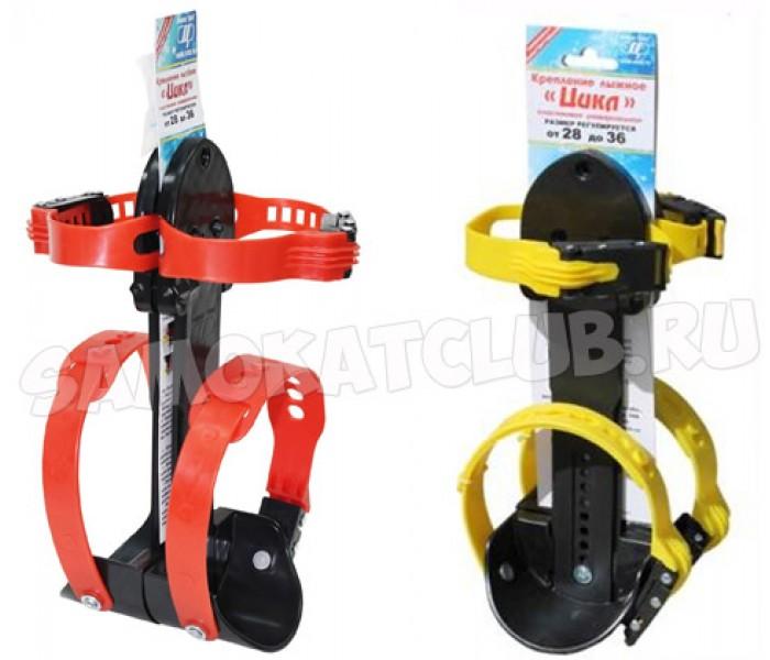 Пластиковое крепление для лыж CICLE