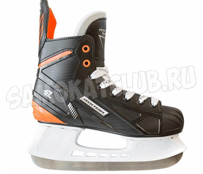 Коньки хоккейные Tech Team TT Gladiator (32, 33, 34)