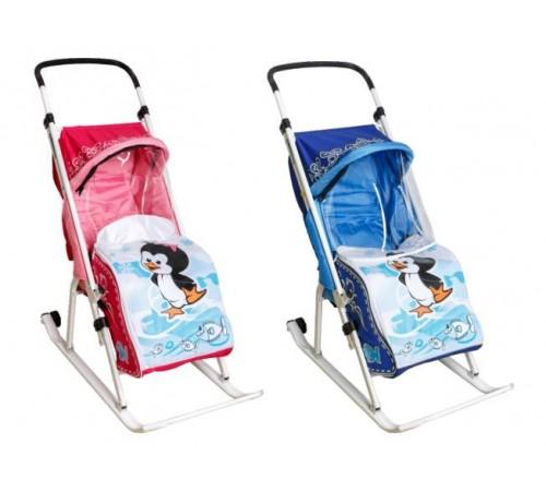 Санки-коляски для детей